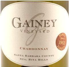 Gainey Chardonnay