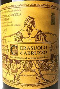 Valentini Cerasoulo d'Abruzzo Rose