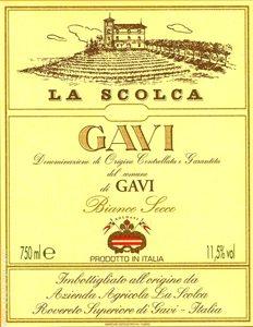 La Scolca Gavi