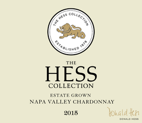 2015 Hess Chardonnay Collection Napa Valley