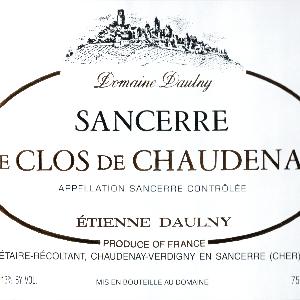 2016 Domaine Daulny Sancerre