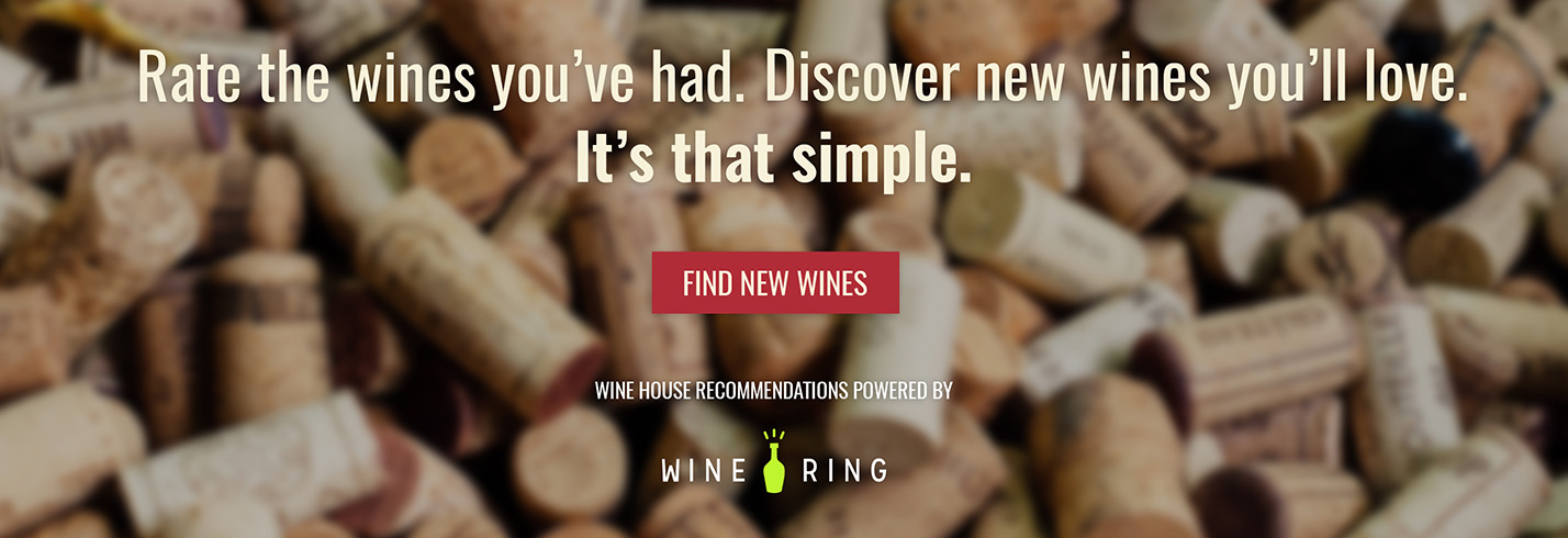 Rate wines you've had. Discover new wines you'll love. It's that simple.